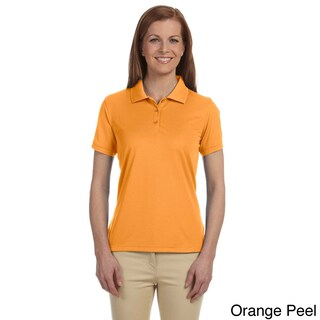 Women's Dri-Fast Advantage Solid Mesh Polo Shirt (4 options available)