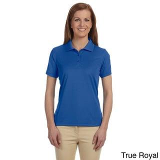 Women's Dri-Fast Advantage Solid Mesh Polo Shirt