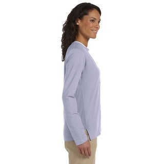 Women's Stretch Jersey Long Sleeve Cardigan