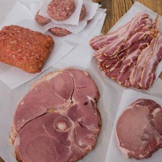 5280 Pork Assorted Free-range Pork Bundle