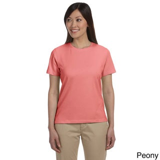 Women's Stretch Jersey Crew Neck T-shirt