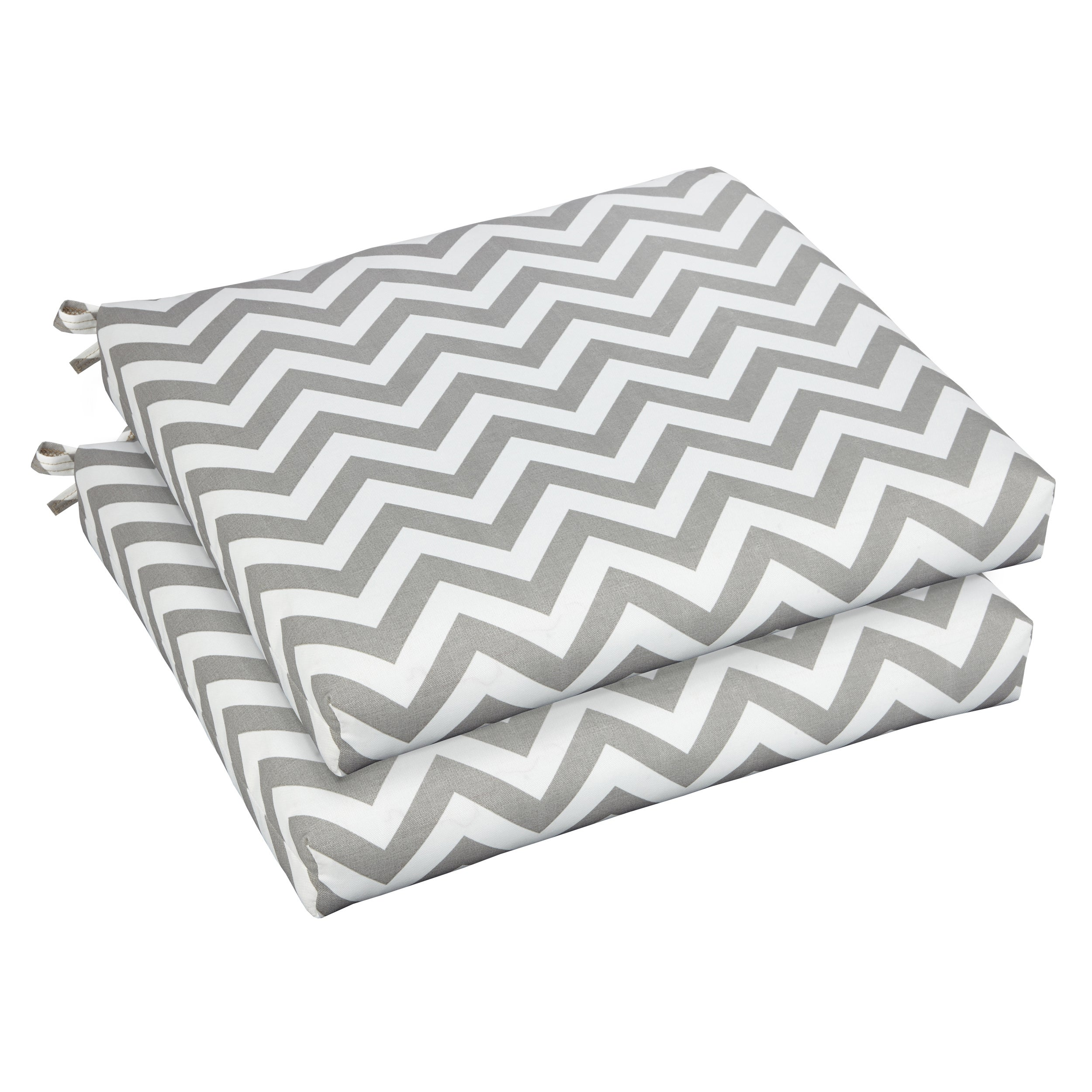 Remarkable Details About Bristol 20 Inch Indoor Outdoor Grey Chevron Chair Cushion Grey Vessel Gmtry Best Dining Table And Chair Ideas Images Gmtryco