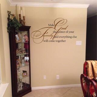 Make God the Center of Your Family Inspirational Vinyl Wall Art|https://ak1.ostkcdn.com/images/products/9028578/Make-God-the-Center-of-Your-Family-Inspirational-Vinyl-Wall-Art-P16228602.jpg?impolicy=medium