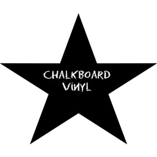 Star Inspirational Vinyl Wall Art
