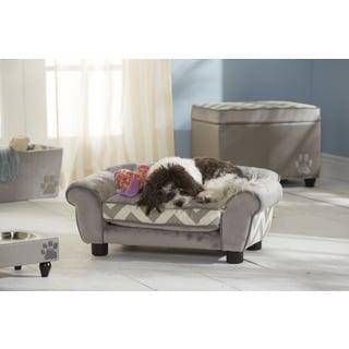Shop Enchanted Home Pet Small Lotus Furniture Pet Bed
