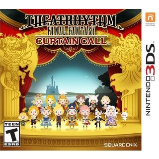 Nintendo 3DS - Theatrhythm Final Fantasy: Curtain Call