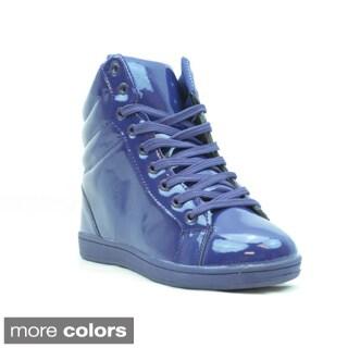 Blue Women's 'Raver' Court Shoes