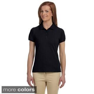 Women's Dri-Fast Pique Polo Shirt