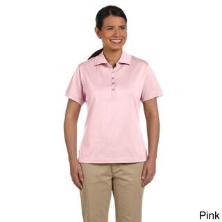 Women's Executive Club Polo Shirt (5 options available)