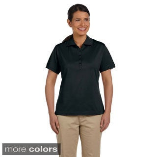 Women's Executive Club Polo Shirt (5 options available)