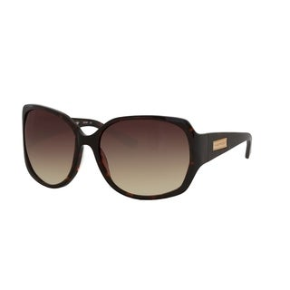 Vernier Women's Tortoise Oversized Sunglasses