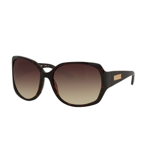 b8df208391d Shop Vernier Women s Tortoise Oversized Sunglasses - Free Shipping ...