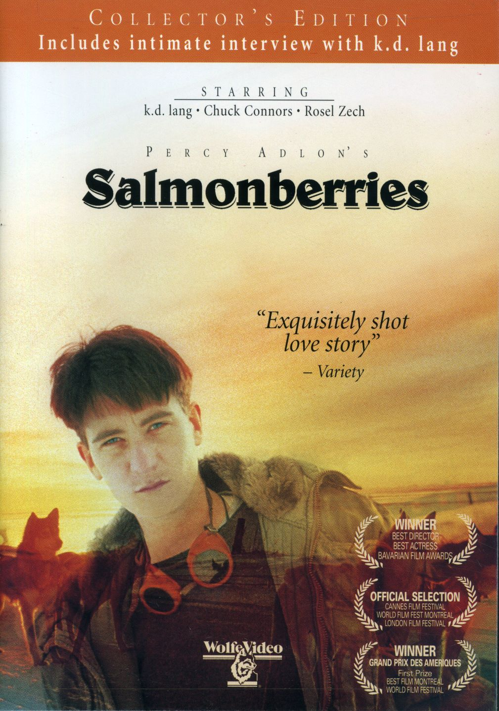 Salmonberries (DVD)