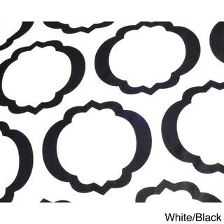 Superior Cotton Blend 600 Thread Count Scroll Park Print Sheet Set
