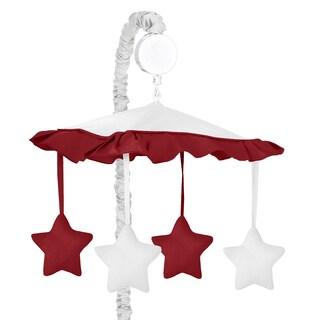 Sweet Jojo Designs Modern Hotel Musical Crib Mobile