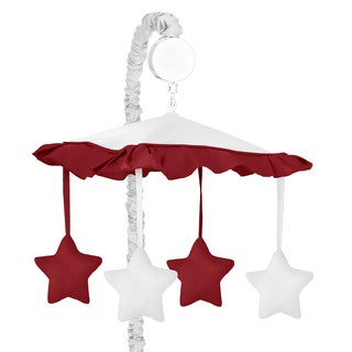 Sweet Jojo Designs Modern Hotel Musical Crib Mobile