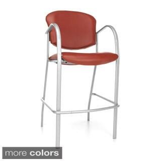 OFM Danbelle Series Vinyl Cafe Height Chair