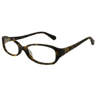 Kenneth Cole Readers Women's KC182 Tortoise Rectangular Reading Glasses