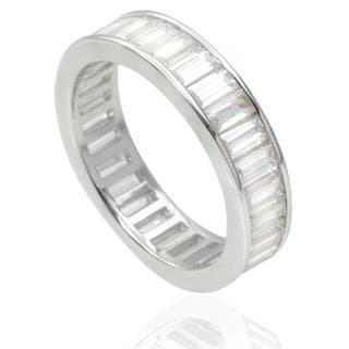 Journee Collection Sterling Silver Cubic Zirconia Eternity Band (5 mm) https://ak1.ostkcdn.com/images/products/9032342/Tressa-Collection-Sterling-Silver-Cubic-Zirconia-Eternity-Band-5-mm-P16231750.jpg?impolicy=medium