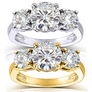 Buy 3 Stone Engagement Rings Online At Overstock Com Our Best