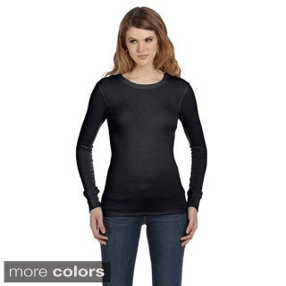 Women's Thermal Long Sleeve T-shirt