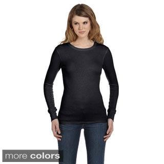 Women's Thermal Long Sleeve T-shirt