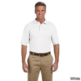 Men's 5-ounce Blend-Tek Polo Shirt (More options available)