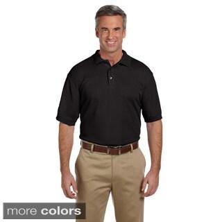 Men's 5-ounce Blend-Tek Polo Shirt|https://ak1.ostkcdn.com/images/products/9032478/Mens-5-ounce-Blend-Tek-Polo-Shirt-P16231868.jpg?_ostk_perf_=percv&impolicy=medium