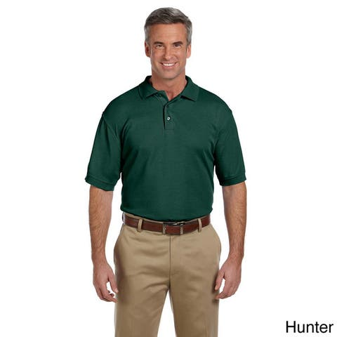 Men's 5-ounce Blend-Tek Polo Shirt