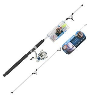 South Bend R2F Panfish Spin Combo Kit