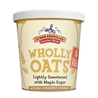 Straw Propeller Wholly Oats (Case of 12)
