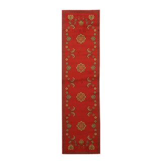 EORC Red Arabella Rug (2'7 x 9'10)