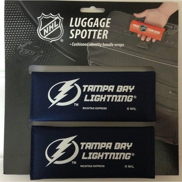 NHL Tampa Bay Lightning Original Patented Luggage Spotter