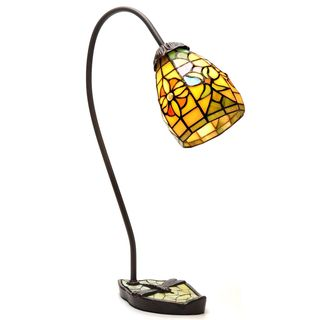 Warehouse of Tiffany's Dragonfly Collection Table Lamp