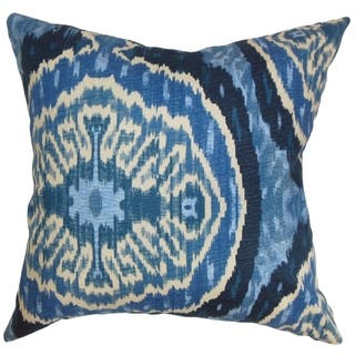 Iovenali Ikat Down Fill Throw Pillow Blue https://ak1.ostkcdn.com/images/products/9033589/Iovenali-Ikat-Down-Fill-Throw-Pillow-Blue-P16232813.jpg?impolicy=medium