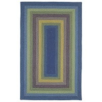 Malibu Indoor/ Outdoor Woven Multi Rug - 9' x 12'