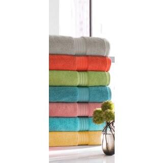 100-Percent Ring Spun Cotton Brights Collection 6-piece Towel Set