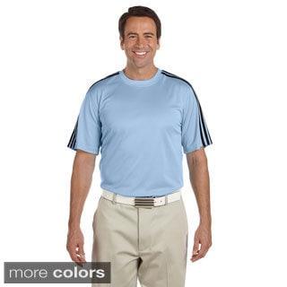 Adidas Men's ClimaLite 3-Stripes T-shirt