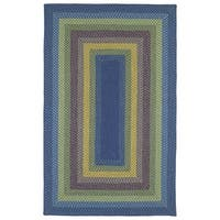 Malibu Indoor/outdoor Woven Multi Rug - 8' x 11'