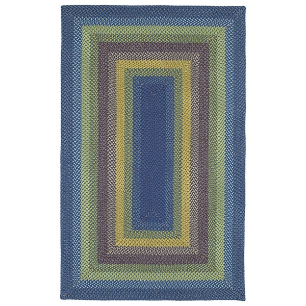 Malibu Indoor/Outdoor Woven Multi Rug - 5' x 8'