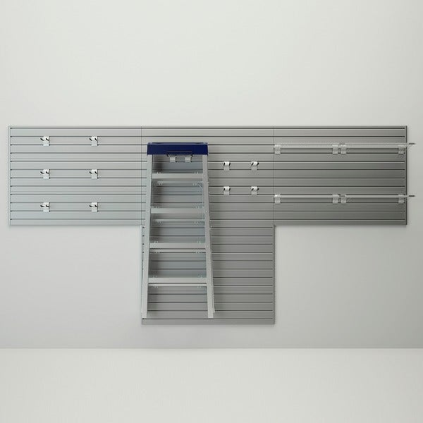 Shop flow wall 48 sq ft wall storage set 48 sq ft - Parking garages near madison square garden ...