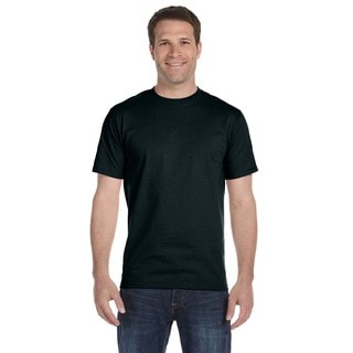 Hanes Men's Beefy-T Undershirt (Set of 6)