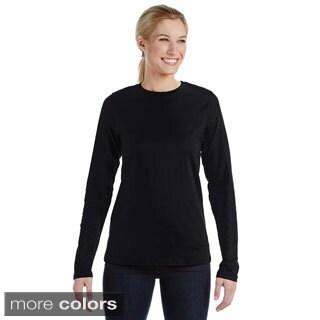 Women's Missy Fit Jersey Long Sleeve T-shirt