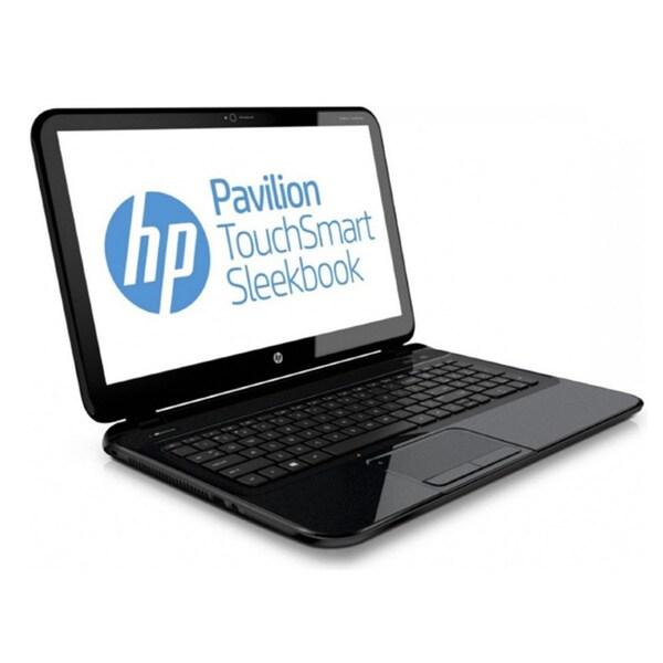 HP 14-B109WM 14-inch Intel Celeron 1.5GHz 4GB 500GB Win 8 Touchscreen Sleekbook (Refurbished)