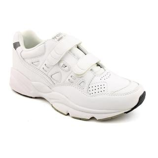 Propet Women's 'W2035' Leather Athletic Shoe - Wide (Size  12 )