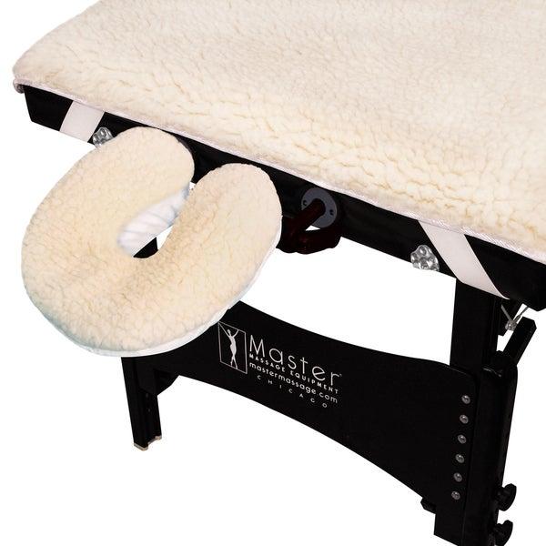 Ultra Fleece Massage Table Pad Set. Opens flyout.