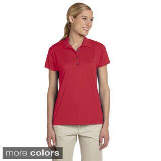 Women's Micro Pointelle Mesh Sport Polo Shirt|https://ak1.ostkcdn.com/images/products/9035749/Womens-Micro-Pointelle-Mesh-Sport-Polo-Shirt-P16234536.jpg?impolicy=medium