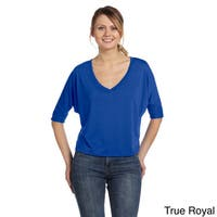 Women's Boxy Half-sleeve T-shirt