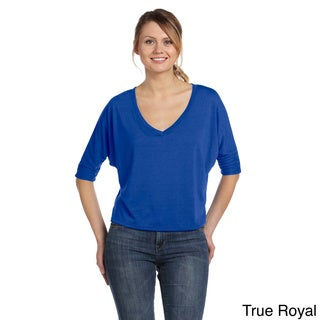 Women's Boxy Half-sleeve T-shirt (More options available)