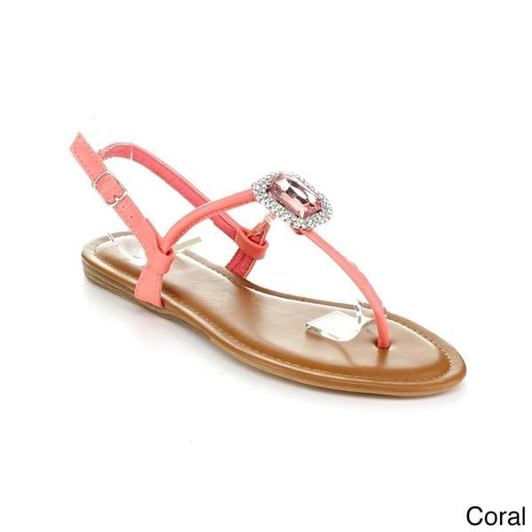 Top Moda Beach-5 Women's Casual Flat Sandals